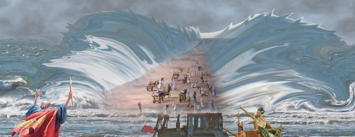 Scientific Evidence for the Parting of the Red Sea