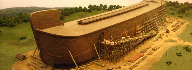 How Many Of Each Animal Was On The Ark?