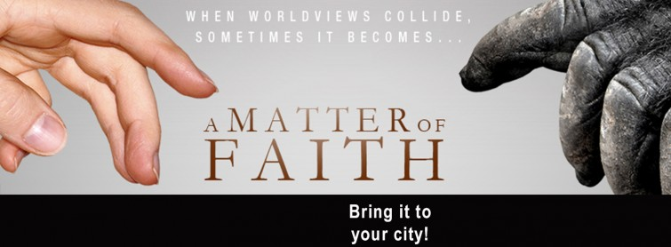 Your Must See Christian Movie for 2015 | A Matter of Faith