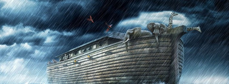 Noah and the Flood- The Great Lesson We Need to Learn
